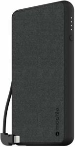 Mophie Powerstation Plus 6,040 mAh Portable Charger with Lightning Cable -...