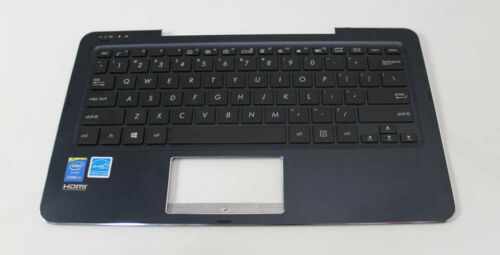 """/""""GRADE A/"""" 13NB07G1AM0201  ASUS PALMREST TOP COVER W//KEYBOARD US T300CHI-1A"""