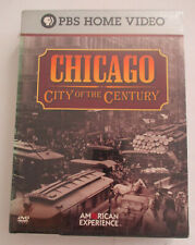 Chicago City Of The Century Dvd 2004 4 Disc Set For Sale Online Ebay