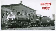 6G400A RP 1940 ROCK ISLAND RAILROAD ENGINE #230 PEORIA IL