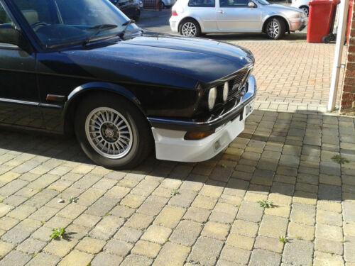 FOR BMW E28 Front Bumper lower sport lip spoiler chin skirt valance m5 M535