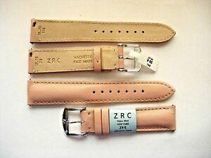1-Bracelet-ZRC-18-mm-rose-FAIT-MAIN-strap-handmade-band-racing-watch-cuir-1Bchro