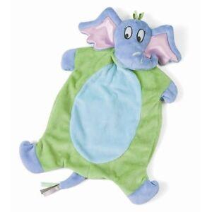 Dr-Seuss-Horton-the-Elephant-Blankie-Plush-Baby-Toy-Manhattan-Toy