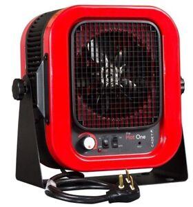 NEW 5000 Watt Shop Garage Indoor Portable Electric Heater ...