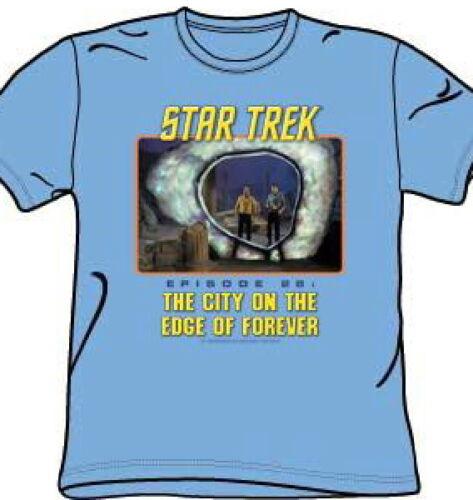 Star Trek Classic TV Series City On The Edge Episode T-Shirt NEW UNWORN