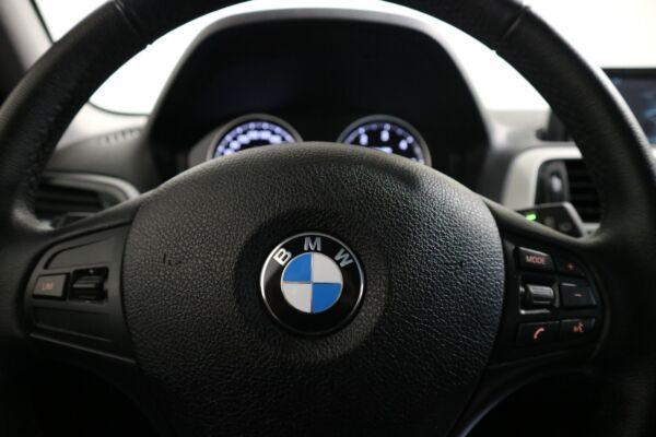 BMW 118d 2,0  billede 7