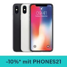 APPLE IPHONE X 64GB - Ohne Vertrag - ohne Simlock - Smartphone - Wie Neu