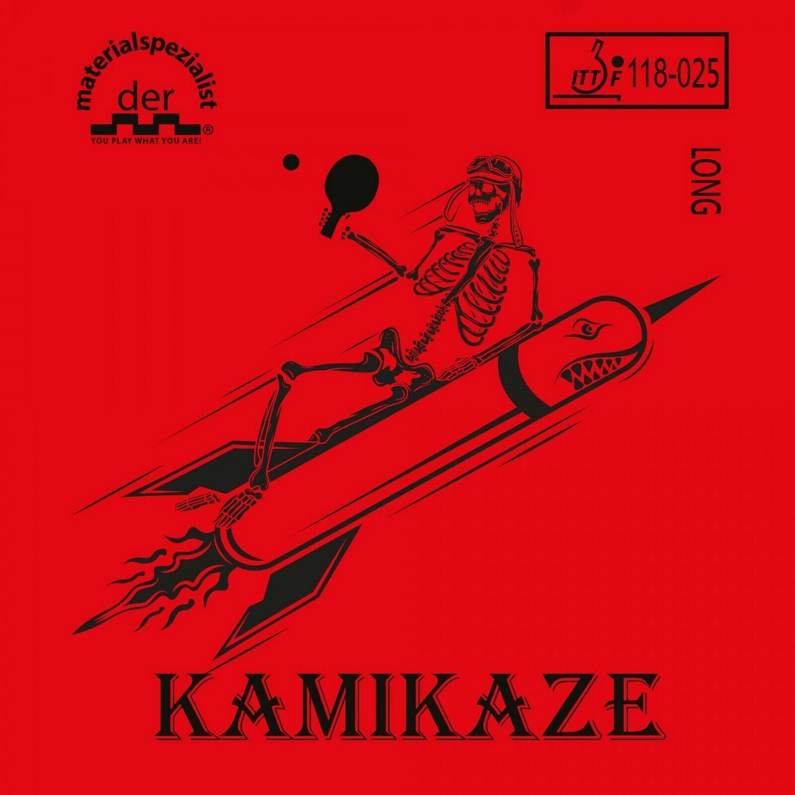 Der Materialspezialist Tischtennis Tischtennis Tischtennis Belag Kamikaze 15de3f
