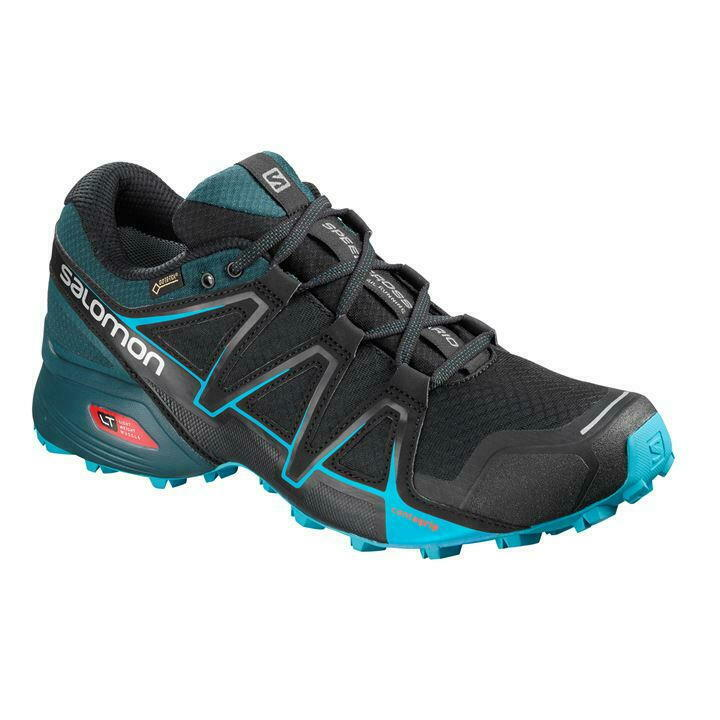 Salomon Speedcross Vario 2 Herren GTX Trail Laufschuhe UK 11 Eu 46 5364+