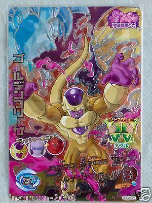 JAPAN DRAGONBALL HEROES HGD2-CP8 CP Cards GOLDEN FRIEZA