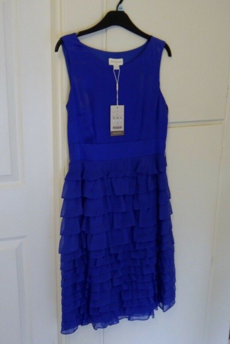 Party special Occasion Brand New Cobalt bluee Monsoon Dress