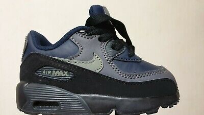 Details about Junior Nike Air Max 90 Mesh (GS) Trainers Off White 833418 100