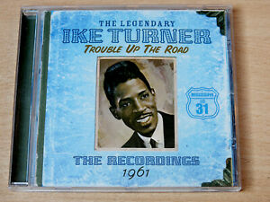 Ike-Turner-Trouble-Up-The-Road-The-Recordings-1961-2012-CD-Album