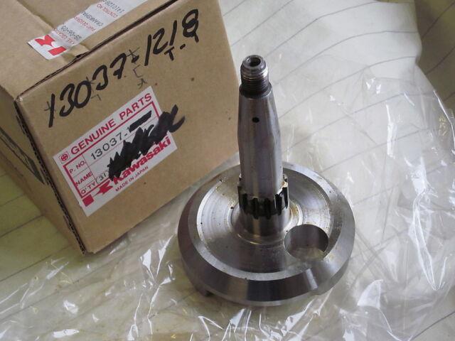Kawasaki AR125 A1A A1B A2 B1 1983-84 Crankshaft Left Hand Side LH 13037-1218 NOS