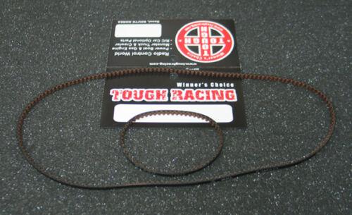 Tough Racing HPI super RS4 Ceinture Set Front Arrière remplacer A728 A243 2