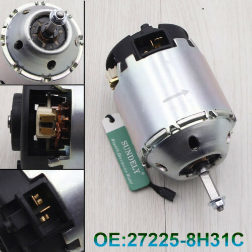 For Nissan X-Trail T30 2.0 2.2.5 2001-07 27200-9H600 New Heater Blower Motor UK