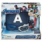 Marvel Avengers Captain America Scope Vision Helmet With Projectiles