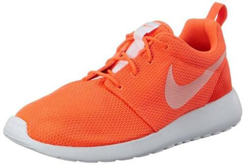 Chaussures Baskets 6 Blanc Nike Neuf Roshe Crimson 7 818 Femmes 8 5 511882 One qgqtH6B1