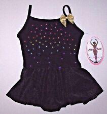 Nwt New Moret Leotard Leo Dress Skirt Spring Bloom Tank Skirtall Pink Cute Girl