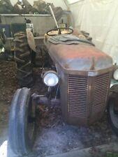 1954 To 30 Harry Ferguson Tractor