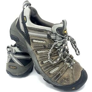 d81dd9da098 Details about KEEN Flint Low ESD Steel Toe Women's Sz 7.5 Astm F2413-11  Work Boots Hiking