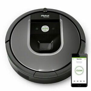 Irobot-Roomba-960-Staubsauger-fuer-die-Reinigung-der-Parkette-Teppiche-Startseite