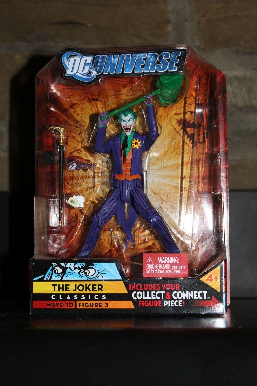 DC Universe Classics Multiverse JOKER SUPER POWERS wave 10 IMPERIEX BAF FLAT TAB