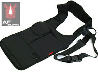 R2u Anti-Theft Safety Hidden Underarm Holster Shoulder Bag for iPad Tablet PC