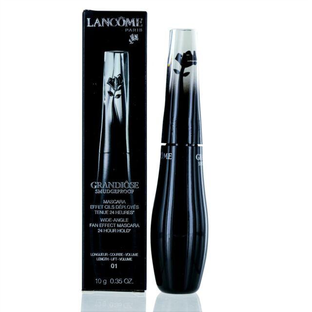 39caf1ceb0e Lancome 0.3 Oz Grandiose Wide-Angle Fan Effect (Black) Smudeproof Mascara  (NIB