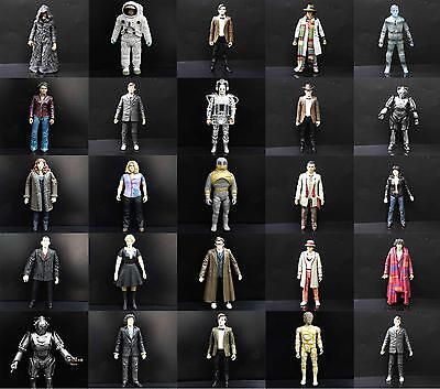 DOCTOR WHO GANGER 11TH DOCTOR RIVER SONG CORRODED CYBERMAN COWBOY DOCTOR