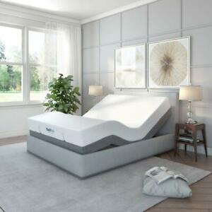 Twin XL Size Electric Bed Frame Mattress Medical Bed ...