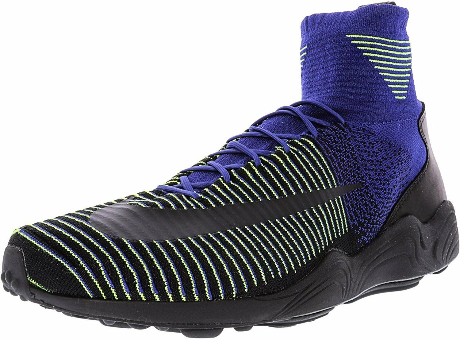 NIKE Men's Zoom Mercurial Xi Fk Hi Top Trainers shoes