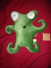 USA Bamboo Velour Plush Green Squirmee Scareguard NWT Eco Series Halloween 13""