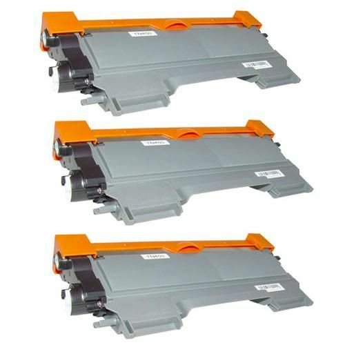 3PK New Compatible TN-450 Toner Cartridge for Brother TN450 HL-2240 dcp-7065dn