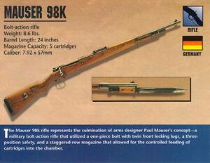 COLT LIGHTNING RIFLE Slide-Action Gun Atlas Classic Firearm HISTORY PHOTO CARD
