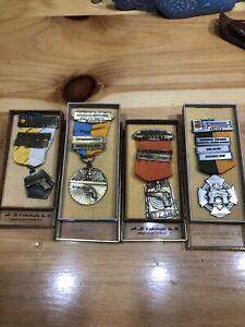Pistol Award Pins