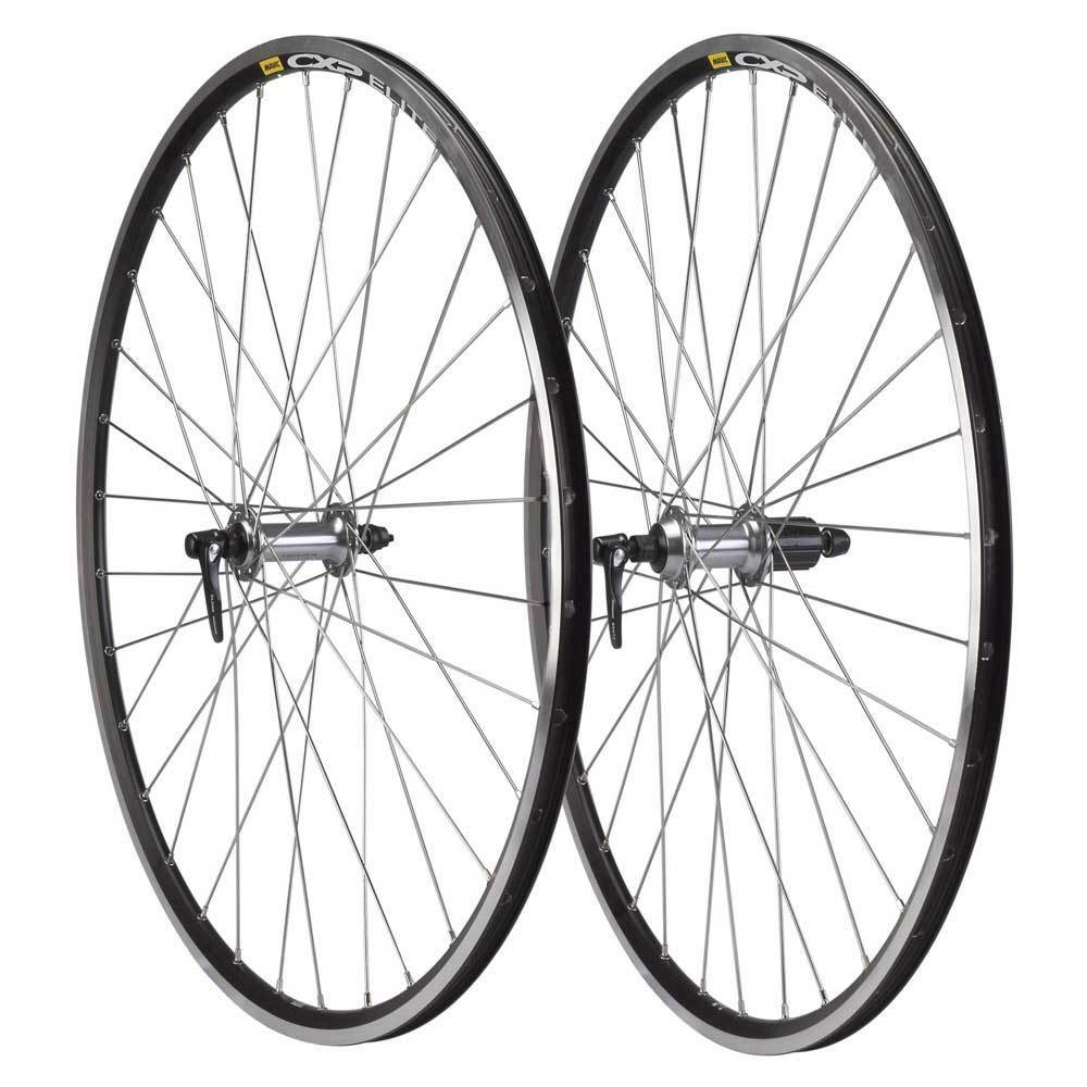 New Pair Shimano Tiagra RS400  Mavic CXP Elite Road Bike Wheels NEW LOWER PRICE