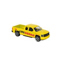 Majorette 212057181 Chevrolet Silverado Lifeguard gelb Modellauto 1:64 NEU!°