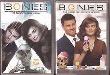 Bones Season 6 & 7 - DVD TV Shows Sixth Seventh BRAND NEW
