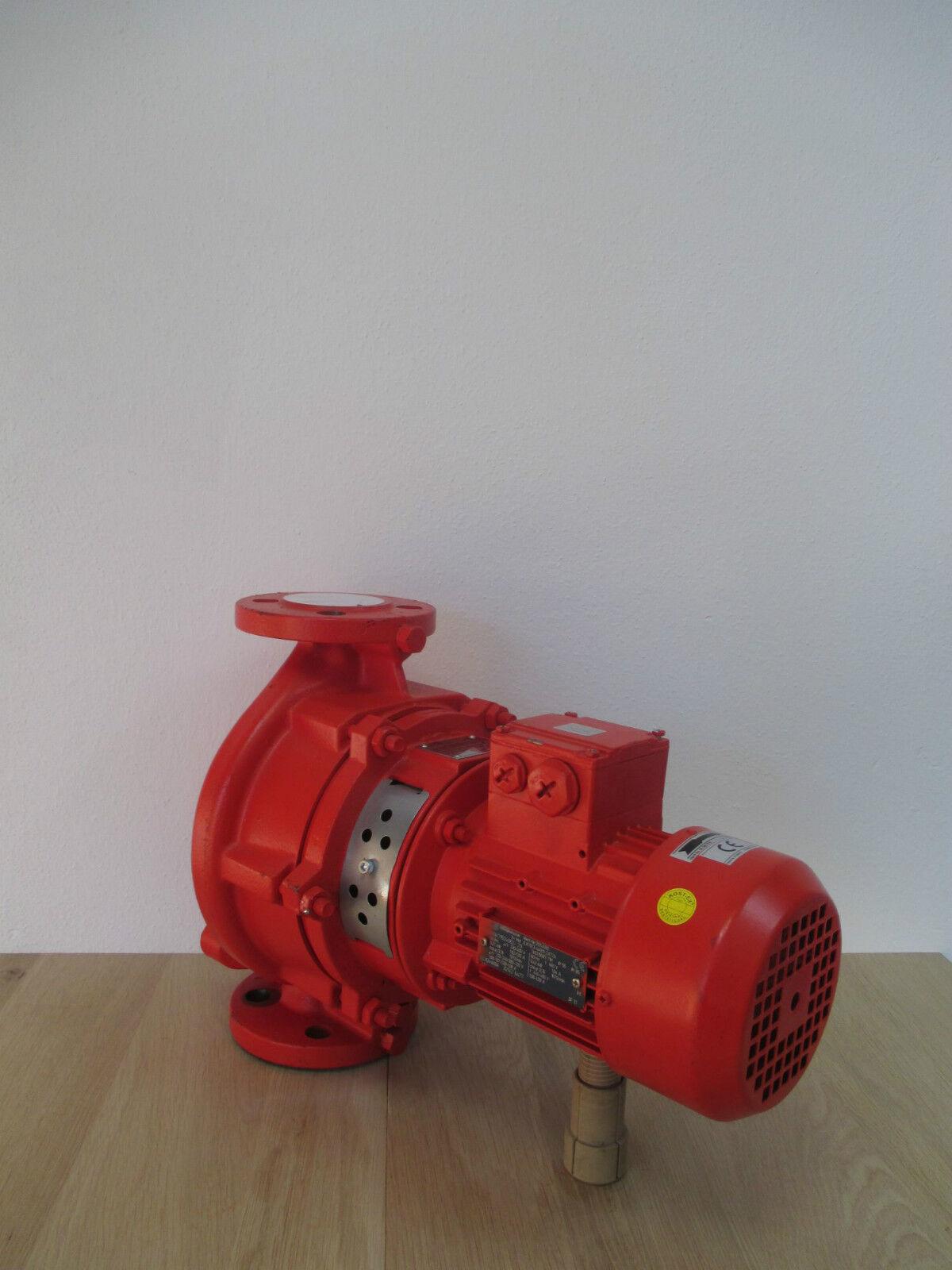 Pumpe KSB Etaline GN 032 - 160   034 G11 Kreiselpumpe  3x400 V   DN 32  P16 399