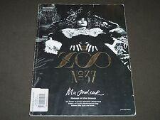 2012-2013 WINTER ZOO MAGAZINE ISSUE NO. 37 - HIGH END FASHION - PHOTOS - O 7117