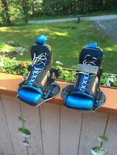 Hyperlite Belmont Option 2 Wakeboard Wake Boarding Boots Bindings Large