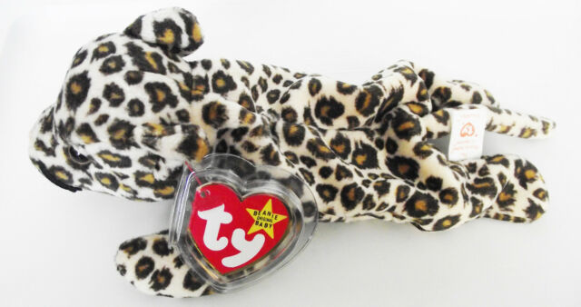 TY BEANIE BABY FRECKLES 7 ERRORS PVC 4TH GEN SWING 5TH TUSH RETIRED MINT NEW 0502374284b6
