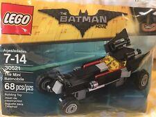 Lego The Batman Movie 30521 Mini Batmobile Brand New pb-19