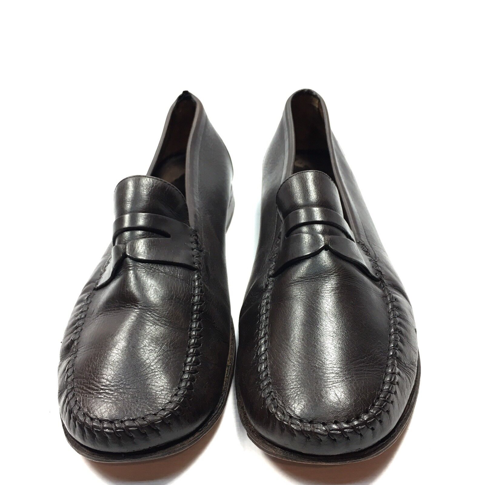 3e36315eeff Cole Haan Mens Pinch Friday Penny Loafer Woodbury Handstain 10.5 M US for  sale online