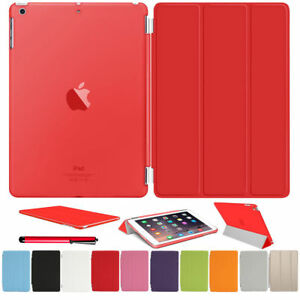 Smart-Magnetic-Leather-Flip-Cover-Stand-Back-Case-For-iPad-2-3-4-mini-Air-2-9-7-034