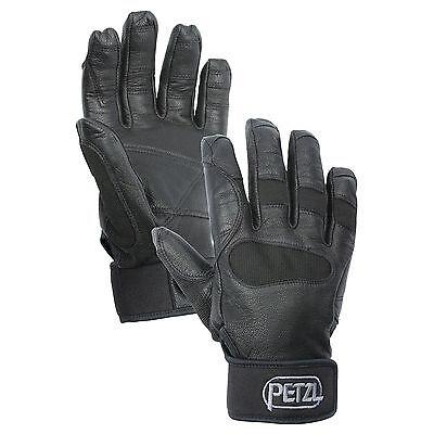 Petzl Cordex Plus schwarz Handschuh Klettern Outdoor