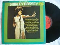 The Wonderful SHIRLEY BASSEY  LP  MFP 50043
