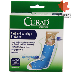 Curad-Cast-Protector-Adult-Leg-2-Count-FAST-amp-FREE