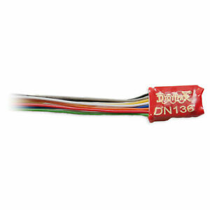 Digitrax-DN136D-1-Amp-N-HO-Scale-Wired-Mobile-Decoder